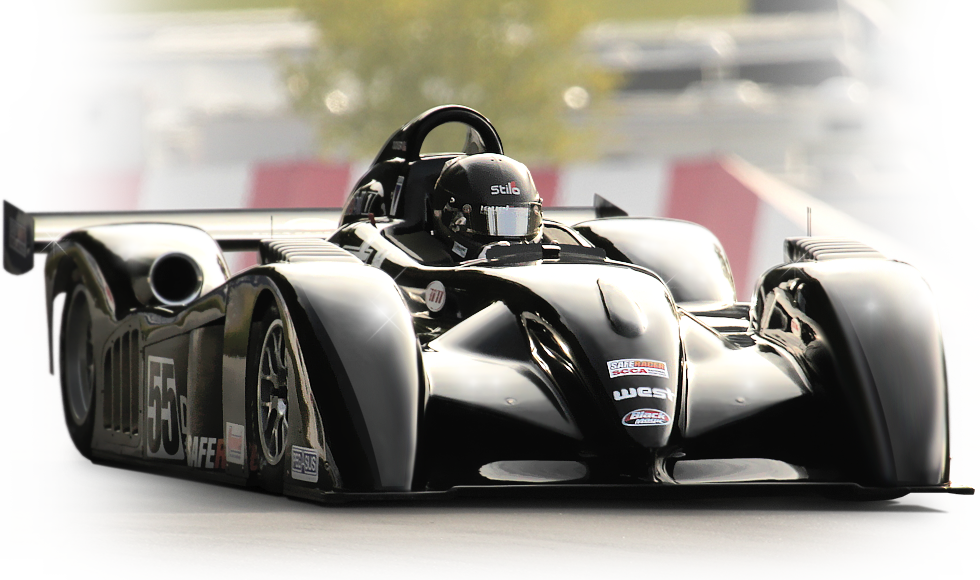 Is the full carbon fibre racing car a reality?